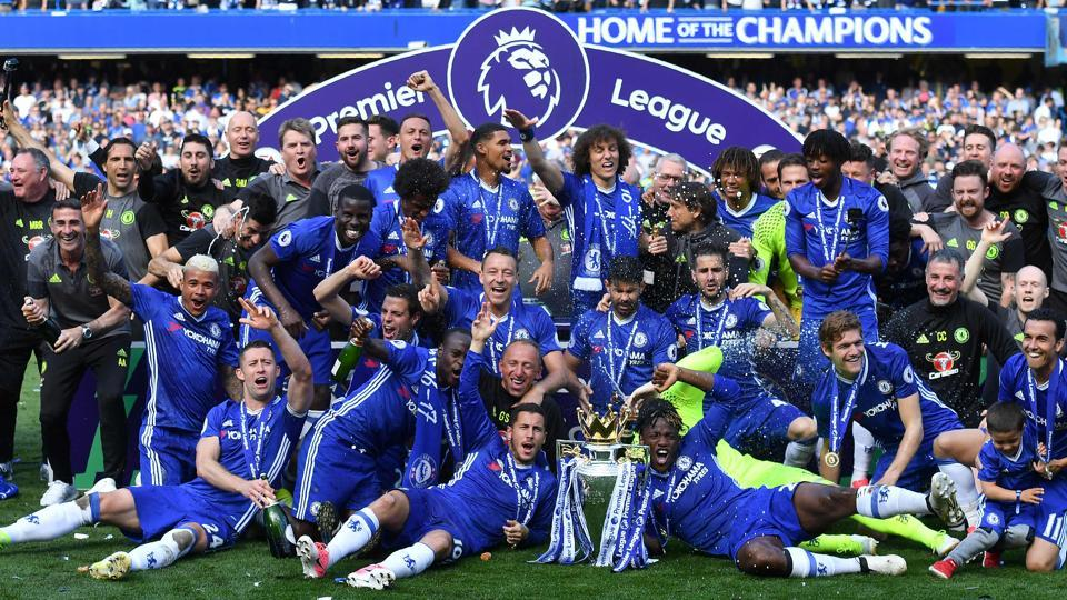 Chelsea FC, premier league champion